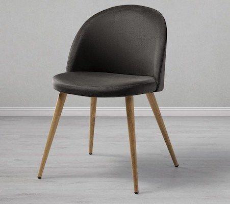 Bessagi Retro Stuhl Dean für max. 120kg für nur 18,70€ (statt 35€)