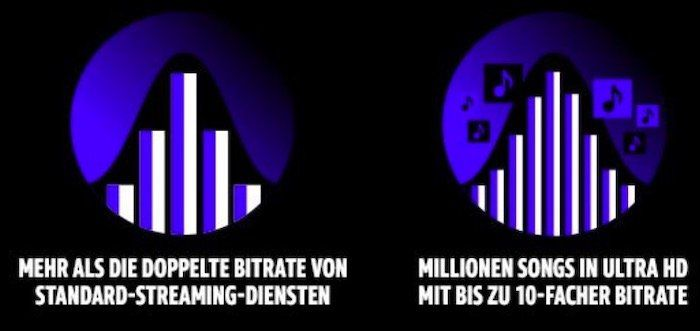 Top! 3 Monate Amazon Music HD (bis zu 10 fache Bitrate) gratis (statt 39€)