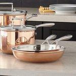 KitchenAid Kupfer-Bratpfanne 28cm mit 30 Jahren Garantie für 50,90€ (statt 83€)