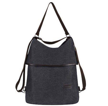 Damen Crossbody Bag aus hochwertigem Canvas für 12,96€ (statt 20€)