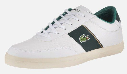 Lacoste Court Master Leder Sneaker für 71,39€ (statt 85€)