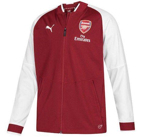 Arsenal London Herren Stadion Jacke für 26,94€ (statt 35€)