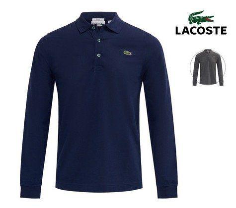 Lacoste YH9521 Longsleeve Poloshirt in 2 Farben für je 55,90€ (statt 70€)