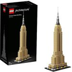 LEGO Architecture – Empire State Building (21046) für 56,98€ (statt 65€)