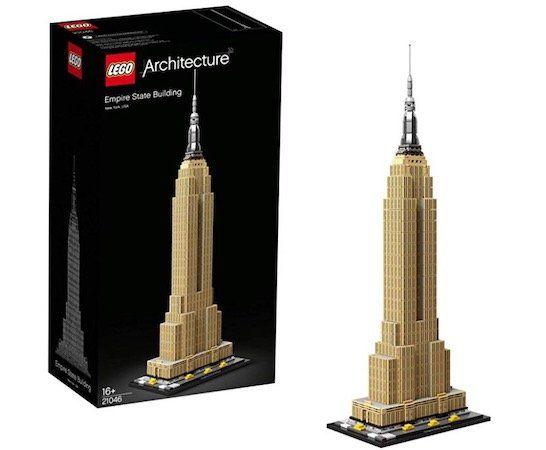 LEGO Architecture   Empire State Building (21046) für 56,98€ (statt 65€)