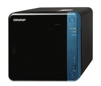 QNAP TS 453Be 2G NAS System 4 Bay Gehäuse für 339,90€ (statt 421€)
