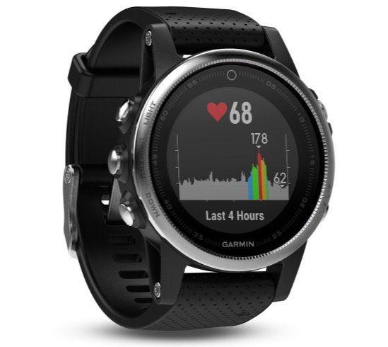 Garmin Fenix 5S GPS Multisport Smartwatch für 262,99€(statt 319€)
