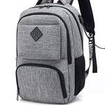 Hotchy Laptop-Rucksack mit USB-Ladeanschluss und Sicherheitsschloss für 11€ (statt 22€) – Prime