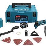Makita TM30DSMJX4 Akku-Multitool (10,8 V) + 2x Akkus für 165,90€ (statt 195€)