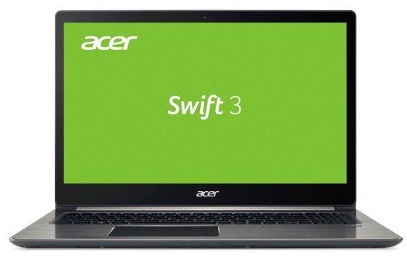 Acer Swift 3 (SF315)   15,6 Zoll FHD Notebook mit Ryzen 5 + 512GB SSD für 486,99€ (statt 640€)