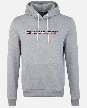 Tommy Sport Fleece Logo Hoody für 50,92€(statt 72€)