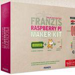 Franzis Raspberry Pi Maker Kit mit 62 Bauteilen für 20€ (statt 47€)