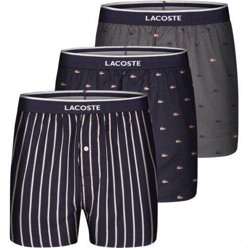 3er Pack Lacoste Web Boxershorts für 34,95€(statt 50€)