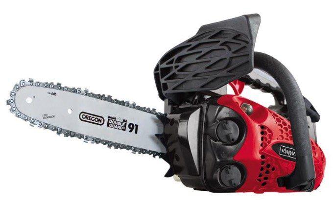 Scheppach CSP2540 Benzin Kettensäge mit 25cm Oregon Schwert für 80,10€(statt 95€)