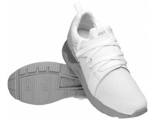 Asics Gel Lyte V Sanze Leder Sneaker in Weiß für 43,94€ (statt 118€?)