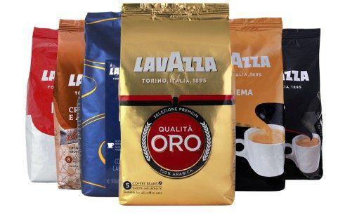 Ausverkauft! 6kg Lavazza Kaffeebohnen Probierpaket nur 39,93€   nur Neukunden