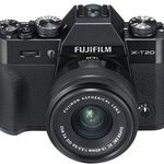 Fujifilm X-T20 Systemkamera mit XC15-45mm Objektiv Kit für 592€ (statt 749€)