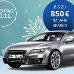 🔥 Tarifcheck: Kfz-Versicherung wechseln (bis zu 850€/Jahr sparen) + 60€ Gutschein