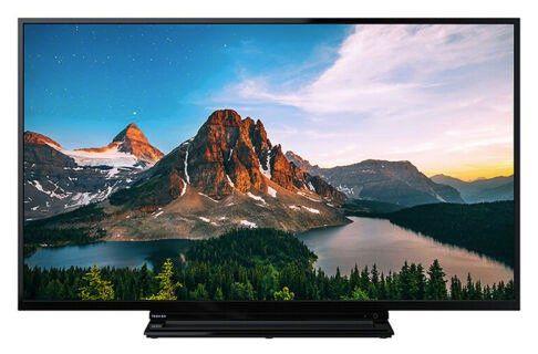 Toshiba 49V5863DA   49 Zoll UHD Fernseher mit WLAN für 299€ (statt 349€)