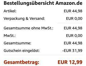 Susan Y Perlenohrringe & Halskette in Silber für 12,99€ (statt 33€)