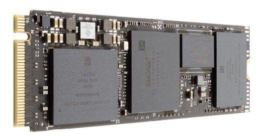 SANDISK Extreme PRO M.2 NVMe 3D 2TB interne SSD ab 275€ (statt 310€)
