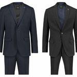 s.Oliver Herren Anzug in Regular Fit 2-teilig für 99,90€ (statt 130€)