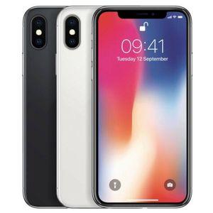 Apple iPhone X 64GB Spacegrey oder Silber im Zustand sehr gut für 469,90€ (statt neu 747€)