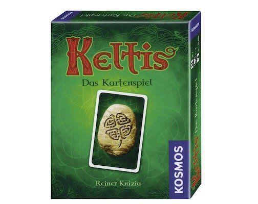 Kosmos Keltis   Das Kartenspiel ab 3€ (statt 11€)
