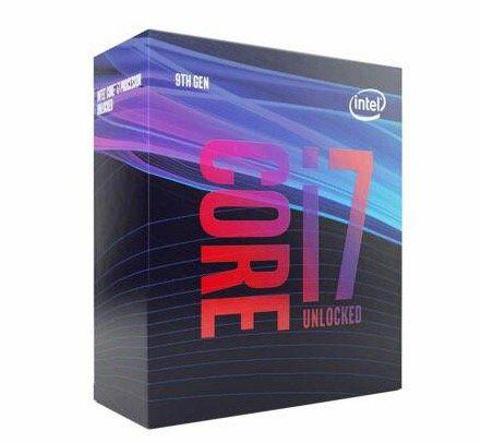 Intel Core i7 9700K Box Prozessor für 334,71€ (statt 374€)