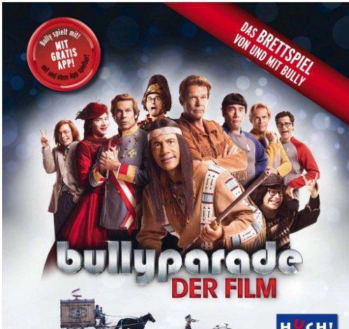 Ausverkauft! Bullyparade   Der Film   Das Brettspiel für 3,99€ (statt 13€)