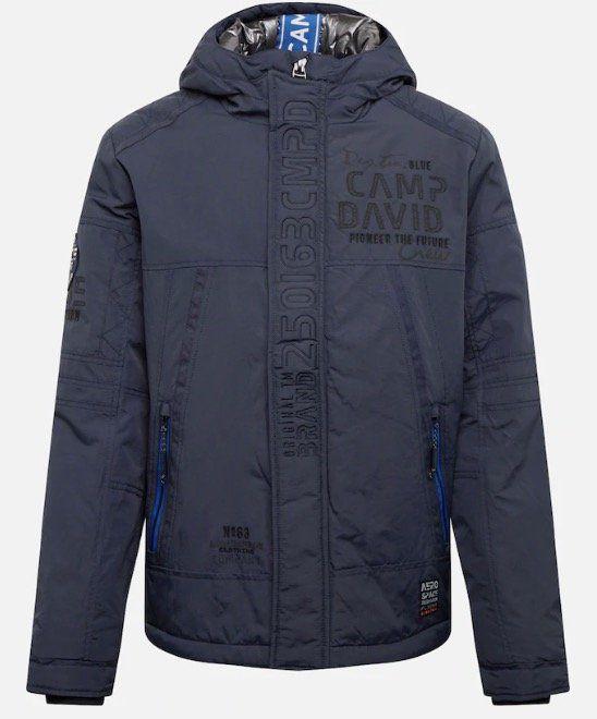 Camp David Jacke mit Label Applikationen für 91,26€ (statt 170€)