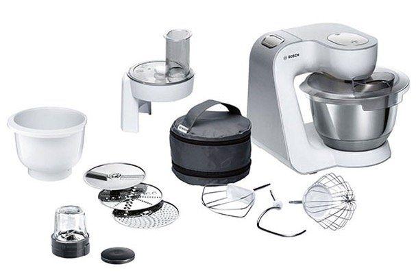 Bosch MUM58235 Küchenmaschine mit Zubehör für 159,90€ (statt 190€)