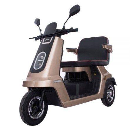 Eycos Papamobil Elektroroller bis 20 km/h + 50km Reichweite für 914,25€ (statt 1.299€)