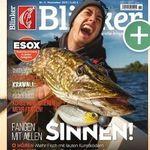 3 Ausgaben Blinker Angelzeitschrift für 13,65€ + Shimano Spinnrolle (Wert 22€)