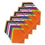 Vorbei? 250er Pack Herlitz Eckspanner A4 Colorspan für 34,95€