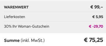 Terrassenstrahler Marlon mit 3 Heizstufen bis 2.100W für 75,25€ (statt 149€)