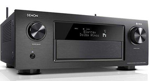 Abgelaufen! Denon AVRX4400H 9.2 Premium AV Receiver (HEOS, Dolby Vision, Dolby Atmos, dtsX) für 671,76€ (statt 955€)
