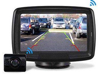 AUTO VOX TD2 Funkrückfahrkamera inkl. 4,3 Zoll Display für 76,99€ (statt 110€)