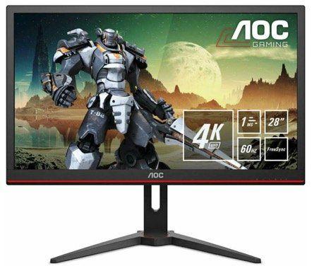 AOC 28 UltraHD Gaming Monitor (1 ms, FreeSync, 60 Hz) für 259,99€ (statt 315€)