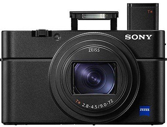 Sony RX100 VII Premium Kompakt Digitalkamera in Schwarz für 1.030,38€ (statt 1.250€)