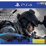 PlayStation 4 slim 1TB + 2 Controller + Call of Duty: Modern Warfare für 249€ (statt 325€)