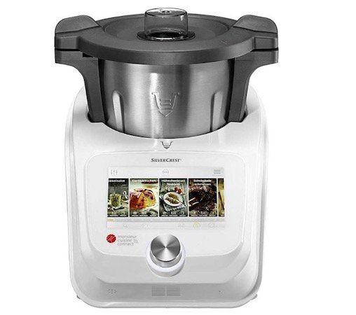 Silvercrest Monsieur Cuisine Connect Küchenmaschine für 349€