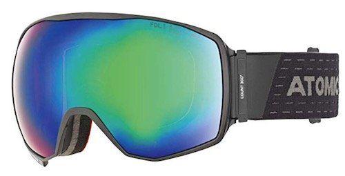 Vorbei! Atomic Count 360° HD Skibrille für 45,39€ (statt 155€)