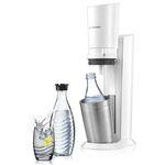 Ausverkauft! SodaStream Crystal 2.0 Wassersprudler in Weiß mit 2 Glaskaraffen für 89,99€ (statt 112€)