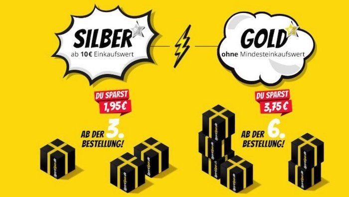 SportSpar Sparclub Mitgliedschaften mit exklusiven Vorteilen   z.B. VSK frei ab nur 10€