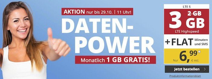 o2 Allnet von PremiumSIM mit 3GB LTE nur 6,99€ mtl. oder 5GB LTE für 9,99€ + keine Anschlussgebühr bei Laufzeit