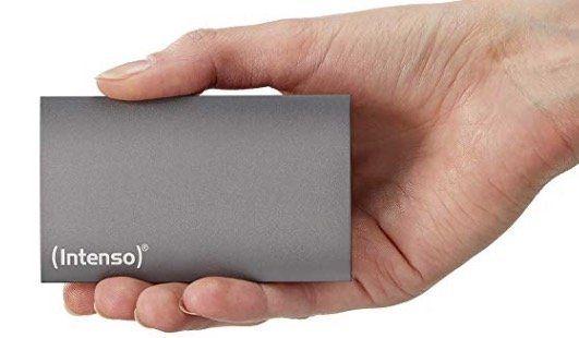 Intenso Portable Premium Edition SSD 512GB für 59€(statt 75€)