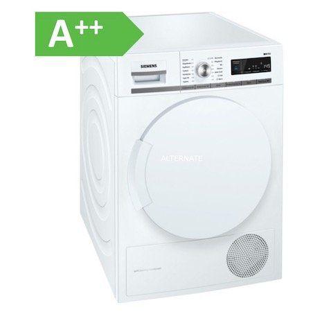 Siemens WT44W5V5 Wärmepumpentrockner mit 8kg für 483,90€ (statt 609€)