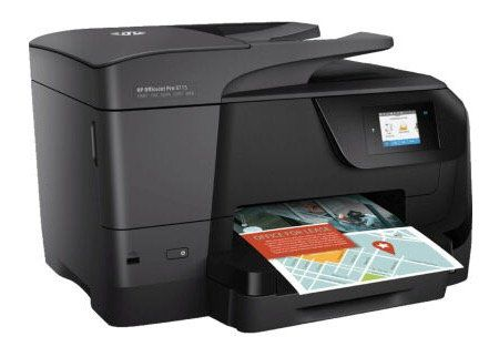 HP OfficeJet Pro 8718 Tintenstrahl Multifunktionsdrucker für 139€ (statt 218€)