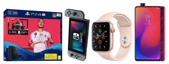 Congstar Allnet Flat im Telekom Netz mit 10GB LTE50 + z.B. Apple Watch 5 (Aluminium) für 99€
